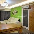 台南室內設計- 北歐loft宅--6客廳