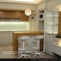 台南室內設計- 北歐loft宅--7吧檯