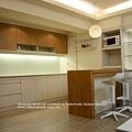 台南室內設計- 北歐loft宅--8吧檯