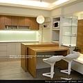 台南室內設計- 北歐loft宅--9吧檯