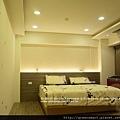 台南室內設計- 北歐loft宅--11主臥室