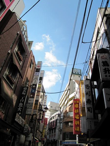 很日本的街道