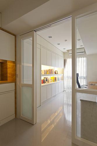 書房玻璃隔間