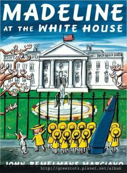Madeline at White House