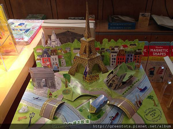 madeline 75th edition 3d map