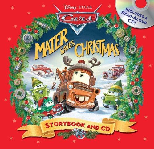 Mater Saves Christmas Storybo ok & CD