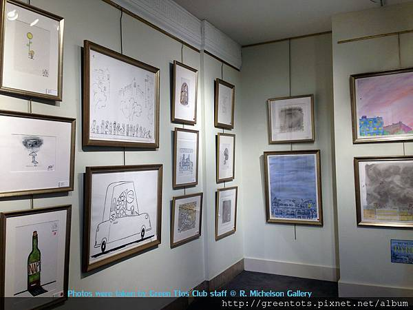 Mo Willems in Paris at R Michelson Gallery.jpg