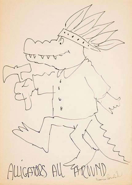 Alligator-24x18