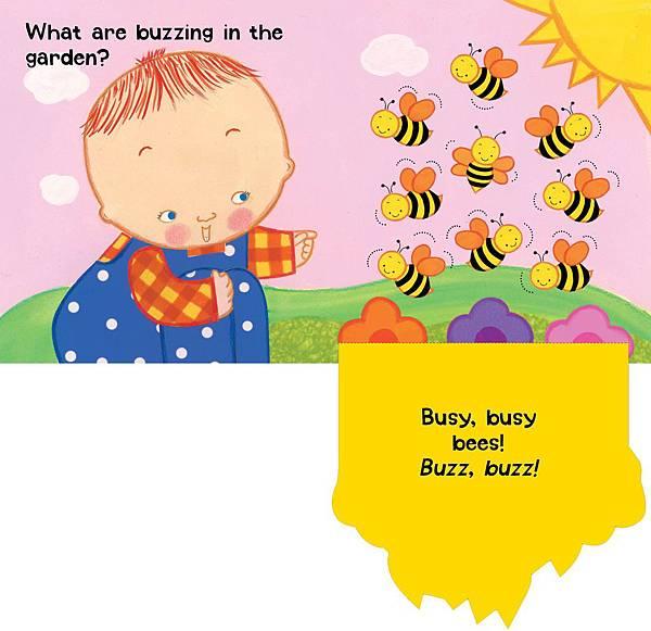 Buzz, Buzz, Baby! inside flip