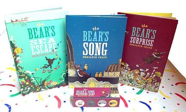 bear song 3