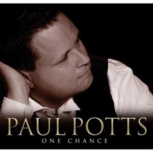 Paul Potts的專輯封面