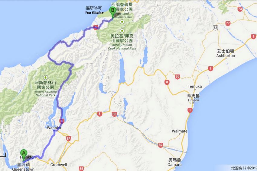 MAP FOX2