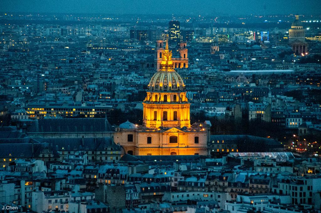 巴黎鐵塔-7810