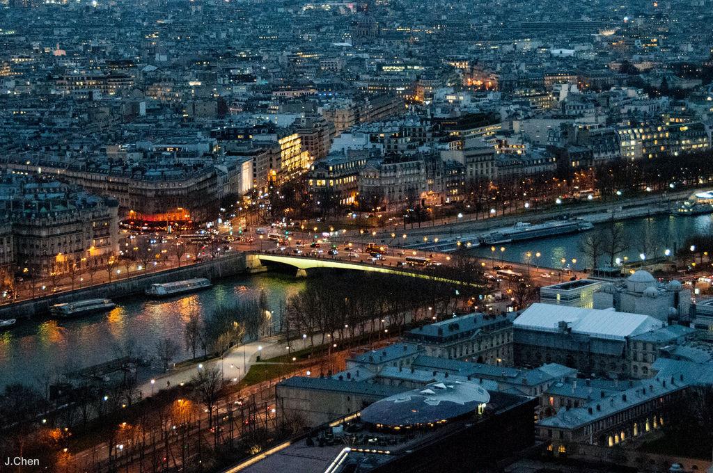 巴黎鐵塔-7818