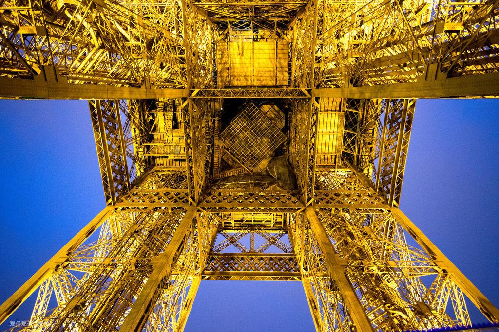 巴黎鐵塔20160129-1455