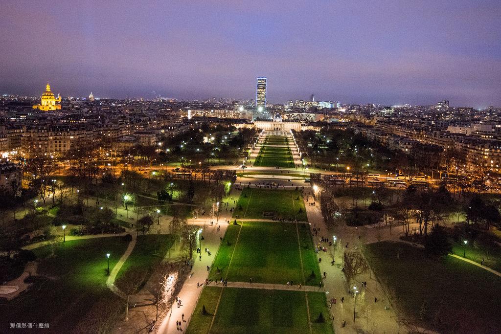 巴黎鐵塔20160129-1456