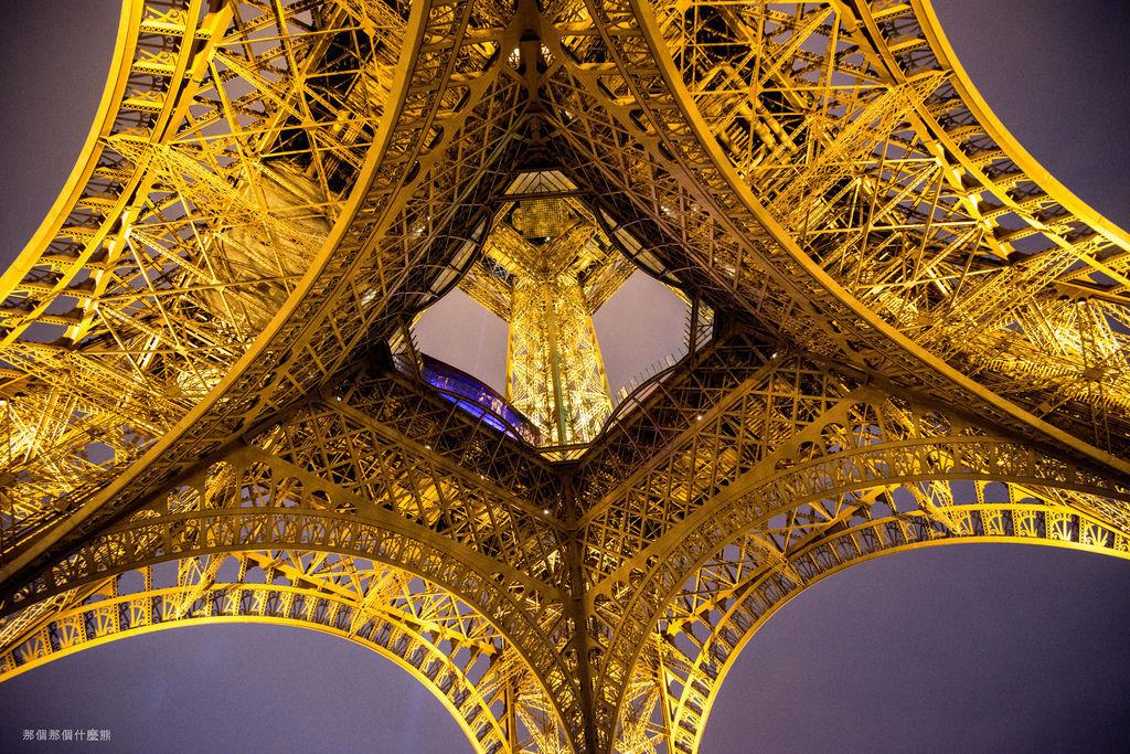 巴黎鐵塔20160129-1462