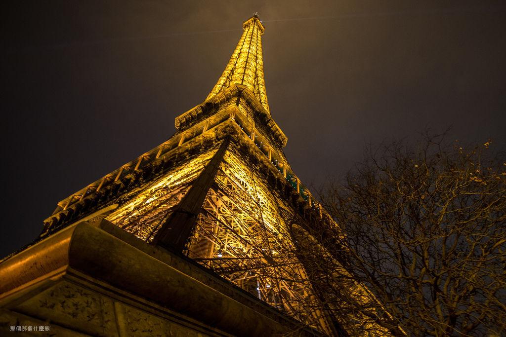 巴黎鐵塔20160129-1463