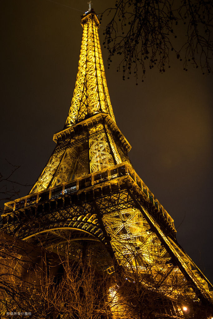 巴黎鐵塔20160129-1470