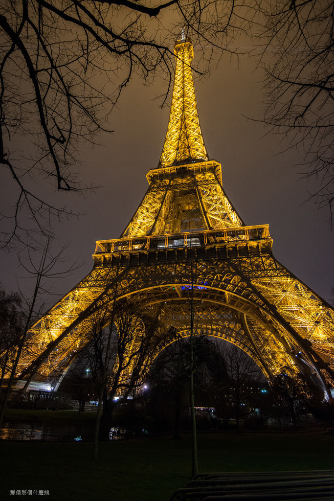 巴黎鐵塔20160129-1479