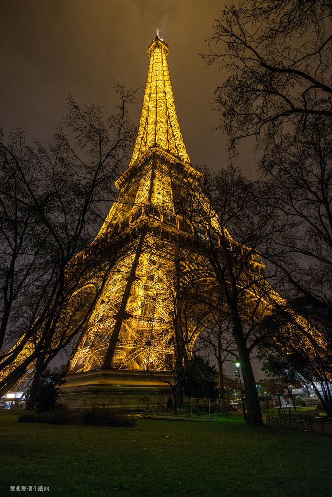 巴黎鐵塔20160129-1485