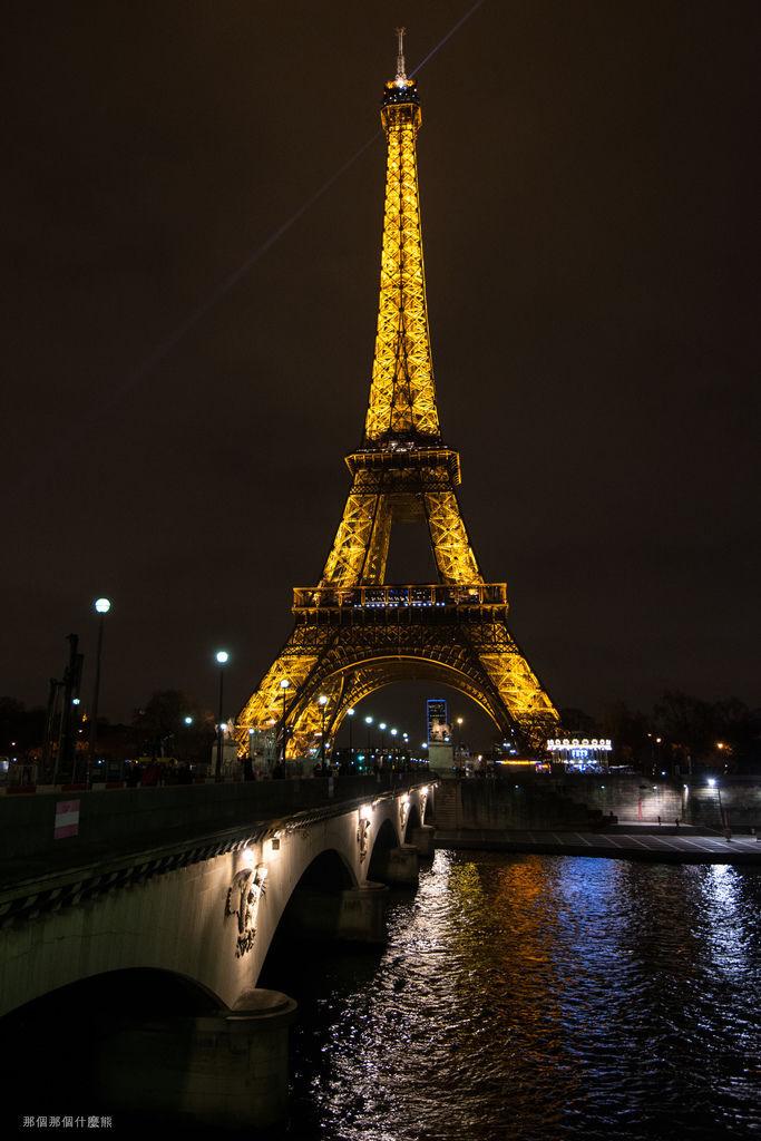 巴黎鐵塔20160129-1491