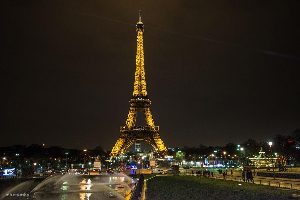 巴黎鐵塔20160129-1495