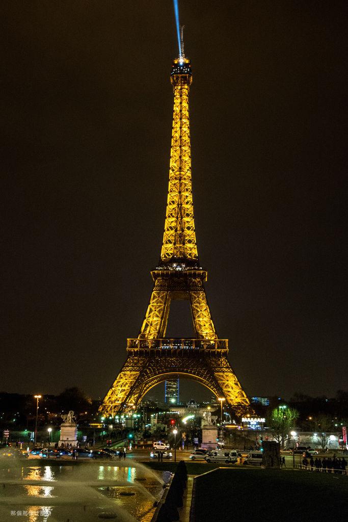 巴黎鐵塔20160129-1499
