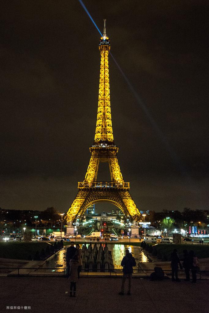 巴黎鐵塔20160129-1556