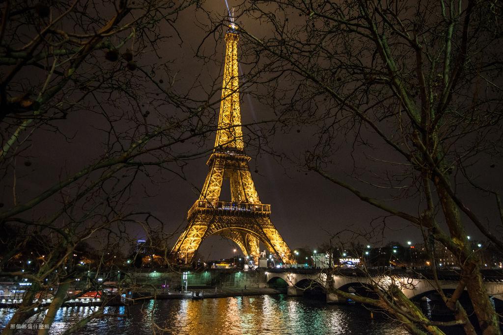 巴黎鐵塔20160129-1564