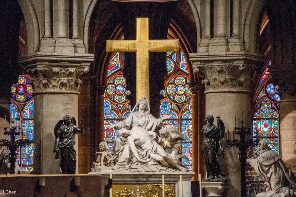 巴黎聖母院-7935