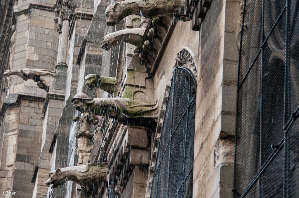 巴黎聖母院-7941
