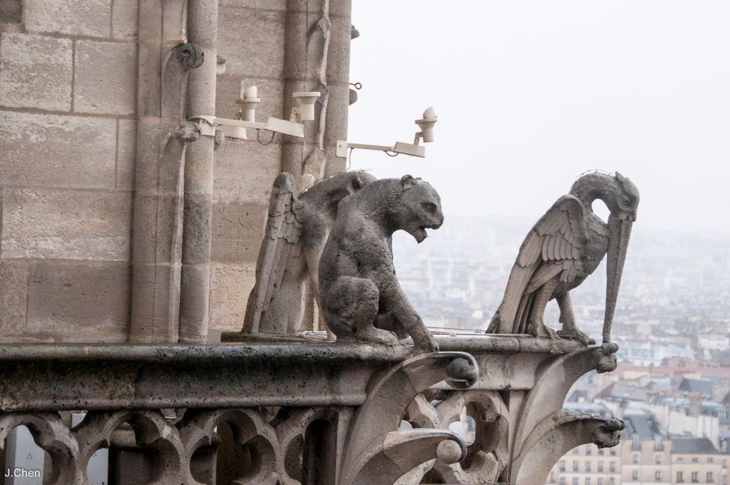 巴黎聖母院-7963