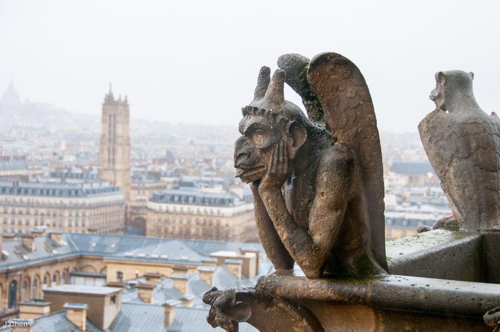 巴黎聖母院-7994