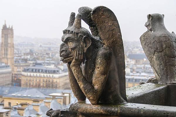 巴黎聖母院-7996