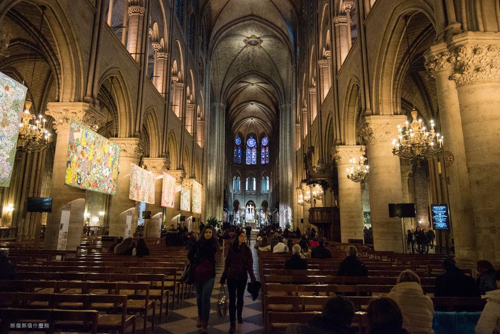 巴黎聖母院20160130-1618