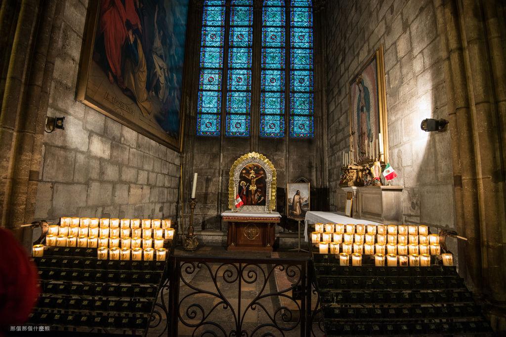 巴黎聖母院20160130-1622