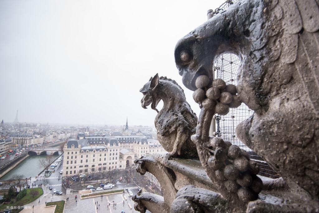 巴黎聖母院20160130-1681