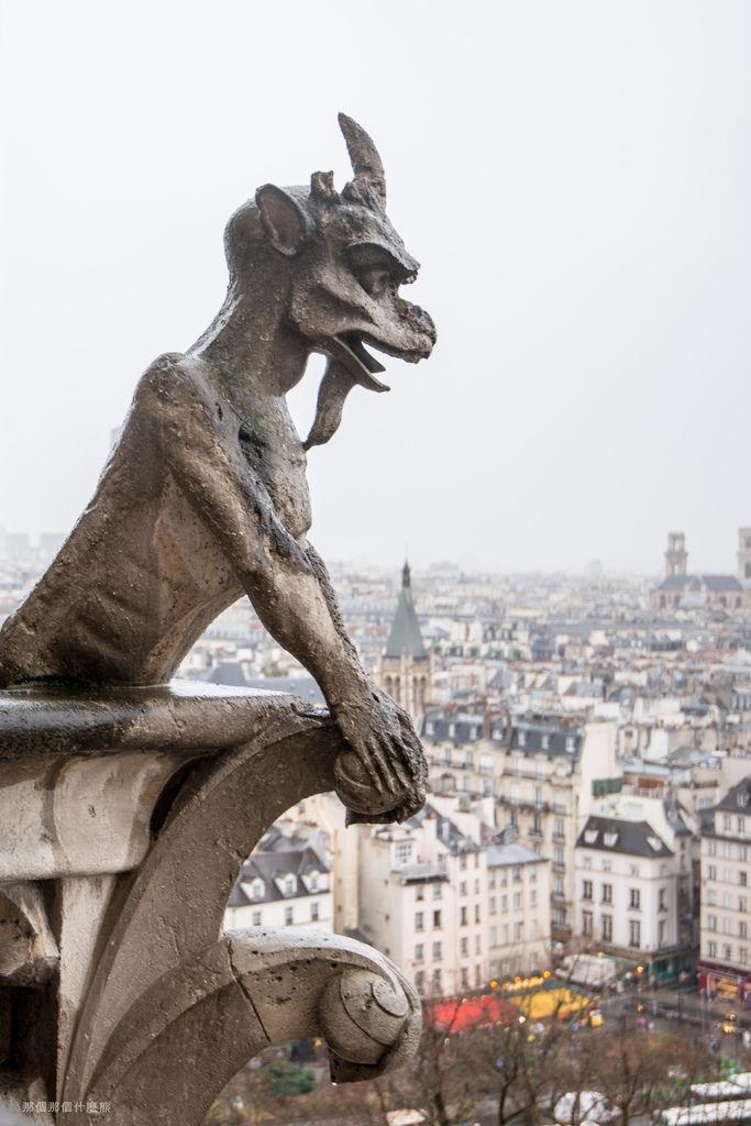 巴黎聖母院20160130-1698