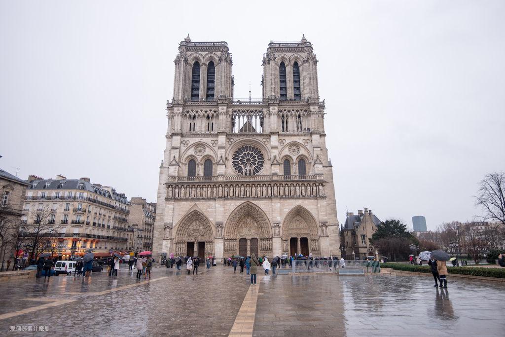 巴黎聖母院20160130-1731