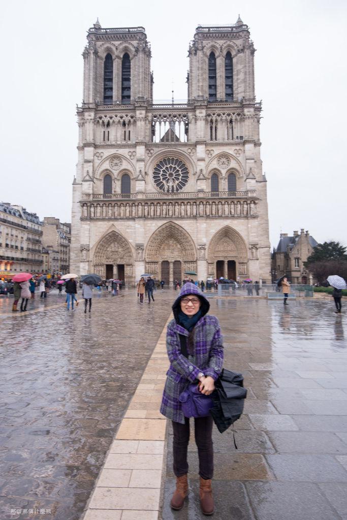 巴黎聖母院20160130-1738