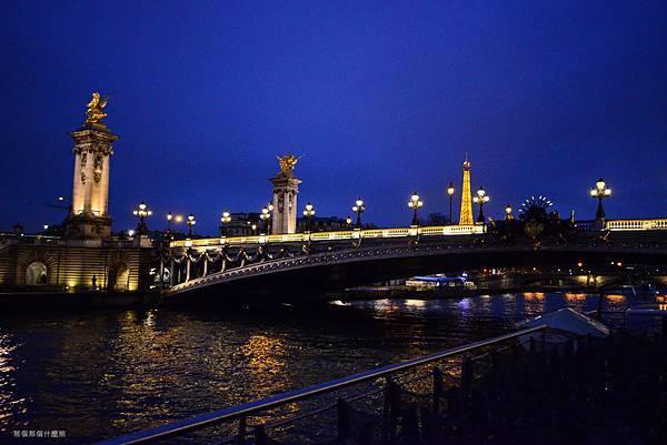 塞納河遊船201600202-3374