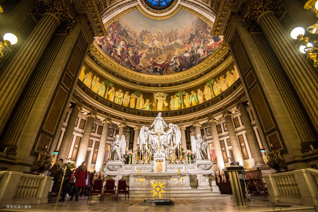 馬德蓮教堂20160131-2218