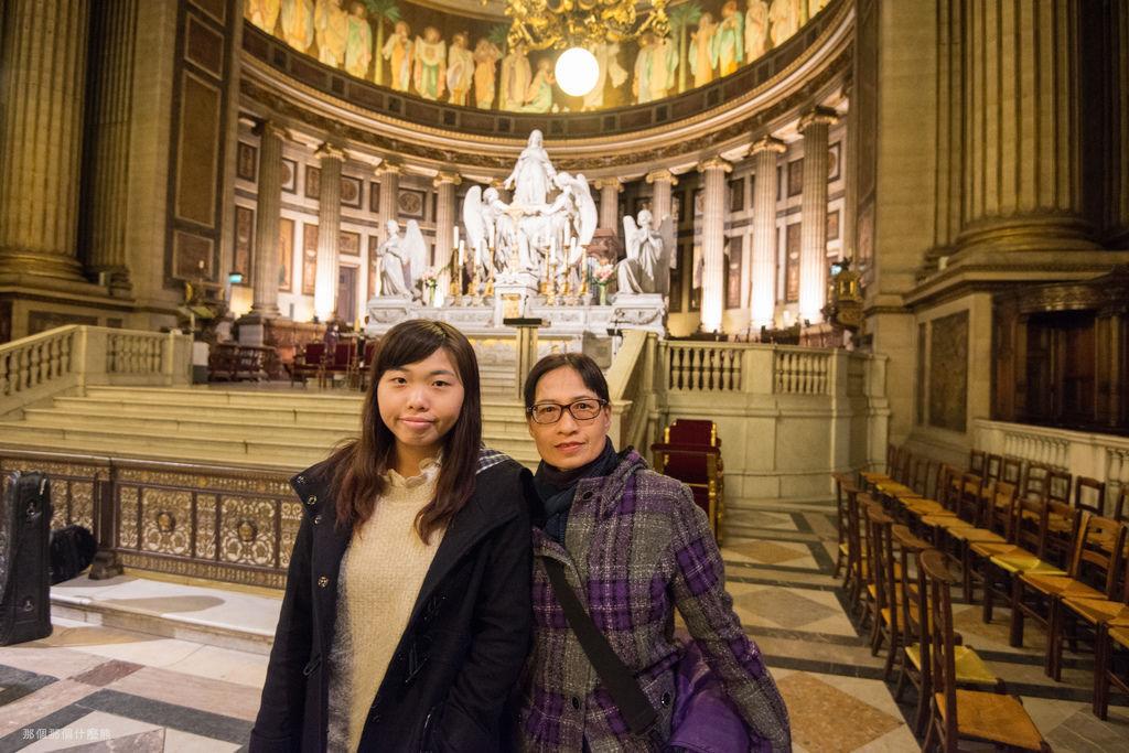 馬德蓮教堂20160131-2221