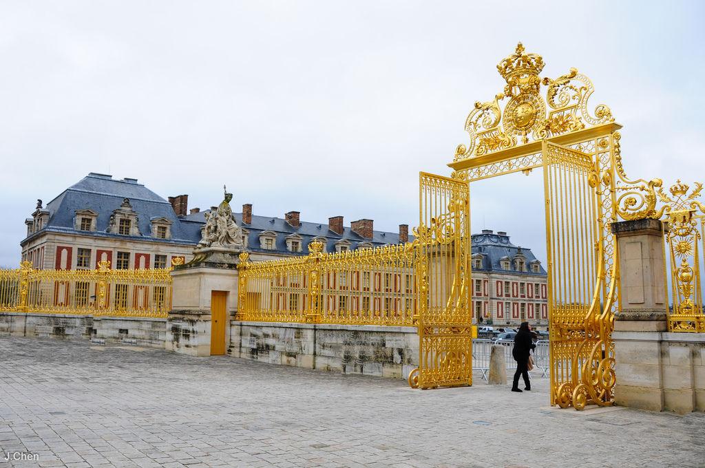 凡爾賽宮-8318