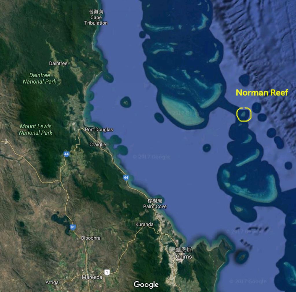 Norman Reef-2