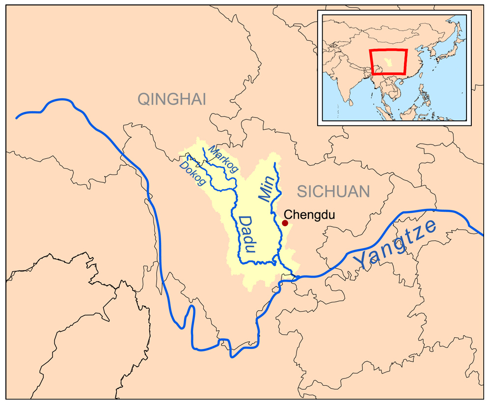 Min_sichuan_rivermap