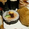 海苔壽司+豆皮壽司