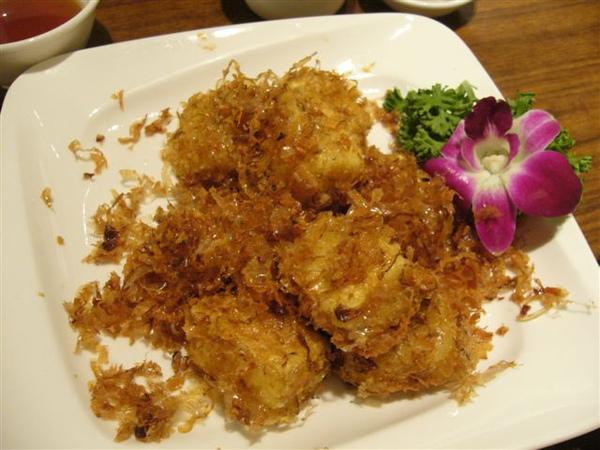 柴魚炸豆腐