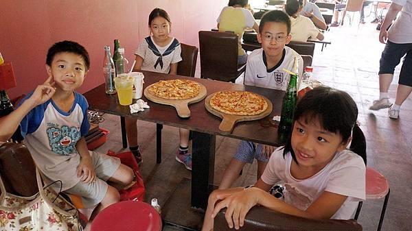 宜蘭安平窯烤Pizza